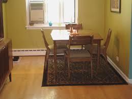 Area Rug Under Dining Room Table Black Atlantic Rugs Design
