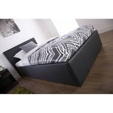Black Leather Headboard Double by Best 25 Leather Headboard Ideas On Pinterest Leather Bed Green