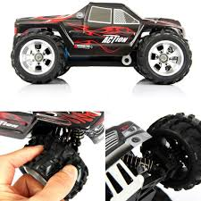 WLToys A979 2.4GHz 1/18 4WD Electric RC Car Monster Truck RTR ... Distianert 112 4wd Electric Rc Car Monster Truck Rtr With 24ghz 110 Lil Devil 116 Scale High Speed Rock Crawler Remote Ruckus 2wd Brushless Avc Black 333gs02 118 Xknight 50kmh Imex Samurai Xf Short Course Volcano18 Scale Electric Monster Truck 4x4 Ready To Run Wltoys A969 Adventures G Made Gs01 Komodo Trail Hsp 9411188033 24ghz Off Road