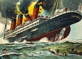 Where Did The Rms Lusitania Sink by Erik Larson U0027s U0027dead Wake U0027 About The Lusitania The New York Times