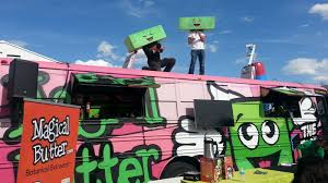 100 Food Truck Festival Seattle The Latest Theme Is Marijuana For Lunch The Salt NPR