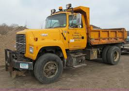 100 Plow Trucks For Sale 1994 D L8000 Plow Truck Item F5566 SOLD Thursday Dec