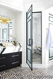 Black And White Bathroom Tiles View In Gallery Smart Combination Of ... Home Ideas Black And White Bathroom Wall Decor Superbpretbhroomiasecccstyleggeousdecorating Teal Gray Design With Trendy Tile Aricherlife Tiles View In Gallery Smart Combination Of Prestigious At Modern Installed And Knowwherecoffee Blog Best 15 Set Royal Club Piece Ceramic Bath Brilliant Innovative On Interior
