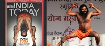 Its A Weapon Of Mass Disgustion Twitter Trolls India Todays Cover Image The Yoga Guru Ramdev