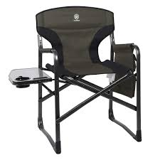 EVER ADVANCED Full Back Aluminum Folding Directors Chair With Side Table  And Storage Pouch Heavy Duty 350LBS 8 Best Heavy Duty Camping Chairs Reviewed In Detail Nov 2019 Professional Make Up Chair Directors Makeup Model 68xltt Tall Directors Chair Alpha Camp Folding Oversized Natural Instinct Platinum Director With Pocket Filmcraft Pro Series 30 Black With Canvas For Easy Activity Green Table Deluxe Deck Chairheavy High Back Side By Pacific Imports For A Person 5 Heavyduty Options Compact C 28 Images New Outdoor