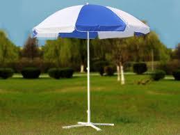 Custom Branded Garden Umbrellas