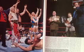 Halloween Havoc 1998 by From The Loft Wwf Raw Magazine 1998 Retro Pro Wrestling Reviews