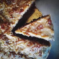 German Chocolate Cake – The Black Cake pany