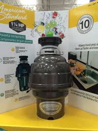 Sink Food Disposal Not Working by American Standard Kitchen Waste And Garbage Disposal Costco