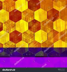 Metallic Tile Effect Wallpaper by Abstract Gold Background Modern Design Warm Stock Illustration