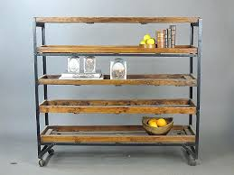 Industrial Wall Shelving Systems Beautiful Shelves Awesome Diy Rustic Units Hi Res