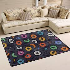 Cool Carpet For Melomaniac For The Living Room Looks Like