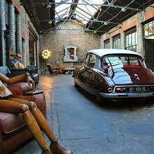 An Open Space Garage Is Always A Good Idea For Living Amidst Sexy Soulful Things