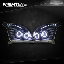 NightEye Toyota Prado Headlights 2004-2009 Prado LC150 LED ... Best Led Headlight Bulbs Bestheadlightbulbscom 12016 F250 F350 Lighting F150 Brings Tech To Trucks Lamarque Ford New Orleans Kenner 0911 Hyundai Genesis4dr Dualcolor Halo Rings Head Fog Lights Penske Installing Trucklite Headlights On 5000 Rental Semi Combo H4 Redline Lumtronix 7 Inch Round White Anzo Hid 2015 Silverado Youtube Making Daylight Custom Headlights Volkswagen Amarok Bi Xenon Ultimate Left Right Vw 0713 Gmc Sierrard