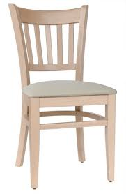 set 2 stühle esszimmerstuhl buche massiv natur polster creme t002