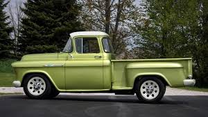 1955 Chevrolet E-Rod Pickup   F93   Kissimmee 2014 1955 Chevy 3100 Big Red Chevrolet 6500 Truck Bballchico Flickr Chevrolet Pick Up Truck Frame Off Restoration Oldtimer For 12ton Pickup Connors Motorcar Company Chevrolet Truck Sale Near Evergen Colorado 80439 Classics Trucks Vintage Sale Rustic Street Cruisin The Coast 2014 Youtube Classic Love Pinterest History 1918 1959 F111 Monterey 2013 Check Out This Panel Van With 600 Hp Of Duramax Power