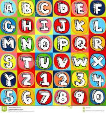 Afbeeldingen Letters Alfabet ARCHIDEV
