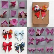 These Origami Paper Bows Are So Amazing