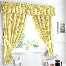 Amazon Yellow Kitchen Curtains by Home Depot Kitchen Curtains Window Amazon Blackout Shades Bed Bath