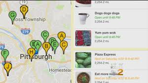 100 Food Trucks Pittsburgh New Mobile Nom App Makes Finding Simpler CBS