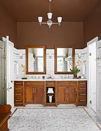 Bathroom Paint Ideas   Better Homes & Gardens 33 Vintage Paint Colors Bathroom Ideas Roundecor For Small New Bewitching Bright Mirror On Simple Wall Design Best Designs Bath Color That Always Look Fresh And Clean Interior With Dark Grey White About The Williamsburg Collection In 2019 Trending Bathroom Paint Colors Decors Colours Separate Room Cloakroom Sbm Vanity Spaces Shower Netbul Hgtv
