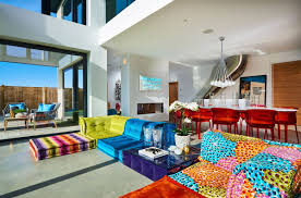 100 Contemporary Design Blog Fun Family Beach House With Colour And S