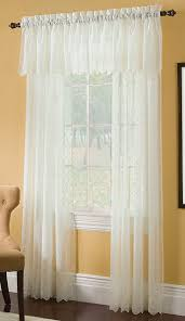 Lace Priscilla Curtains With Attached Valance by 45 Best Lace Curtains Images On Pinterest Lace Curtains Floral