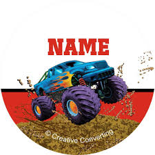 Monster Truck Mini Stickers - Party Supplies & Decorations Monster Truck Party Ideas At Birthday In A Box Truck Party Tylers Monster Cars Cakes Decoration Little 4pcs Blaze Machines 18 Foil Balloon Favor Supply Jam Ultimate Experience Supplies Pack For 8 By Bestwtrucksnet Amazoncom Empty Boxes 4 Toys Blaze Cake Decorations Deliciouscakesinfo Decorations Beautiful And The Favour Bags Decorationsand Cheap Cupcake Toppers Find Sweet Pea Parties