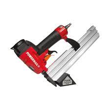 Home Depot Husky Floor Nailer by Powernail Pneumatic 18 Gauge Engineered Flooring Stapler Kit