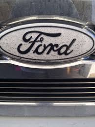 100 Ford Stickers For Trucks White Ford Decal Front Tractors Trucks Girl