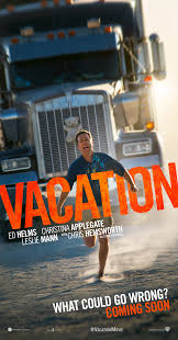 Vacation - Moments Truck Poster - We Are Movie Geeks