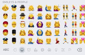 iOS 10 Beta 4 Includes Dozens of New Emoji Promoting Gender