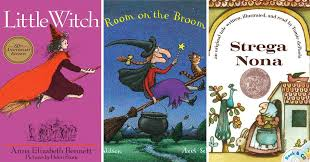 Best Halloween Books For Young Adults by With Broomstick In Hand 40 Books Starring Mighty Witches A