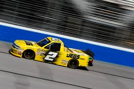 100 Truck Series 2018 NASCAR Camping World Cody Coughlin