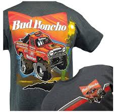 100 Desert Rat Truck Center Official Bud Honcho Tshirt At The Best Prices UPRcom Racing Supply
