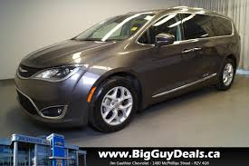 100 Cars Trucks For Sale Jim Gauthier Chevrolet In Winnipeg Used Chrysler Pacifica