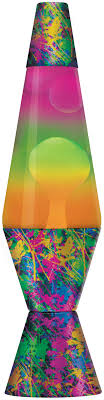 lava 14 5 colormax paintball print l with tri colored globe