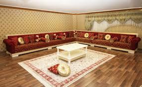 canapé arabe morocco salon arabe meubles classiques ensemble de canapé