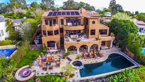 Villa Agapi – A Mediterranean Inspired Home In La Jolla CA