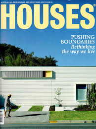 100 Magazine Houses About NICK BELL ARCHITECTS
