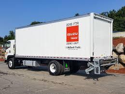 100 Trucks For Sale In Nh 2018 ISUZU FTR BOX VAN TRUCK FOR SALE 540867