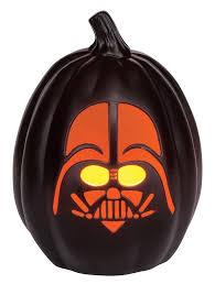 Yoda Pumpkin Pattern Free by Amazon Com Star Wars Darth Vader Light Up Pumpkin Toys U0026 Games