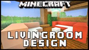 Minecraft Pe Living Room Designs by Minecraft Tutorial Living Room Furniture Design Modern House
