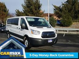 2017 Ford Transit Passenger 350 XLT 3dr LWB Low Roof Van W Sliding Side Door