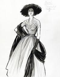 Best 25 Fashion Illustration Vintage Ideas On Pinterest