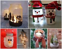 interior design marvelous mason jar christmas crafts make tierra