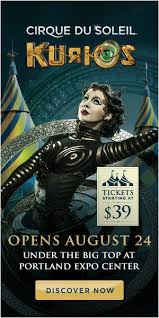 Kurios Cabinet Of Curiosities Portland by Cirque Du Soleil Kurios Contest Z100 Portland