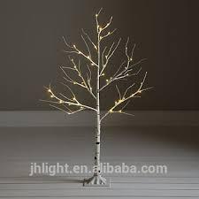 2016 Christmas Led Birch Tree Lights Xmas Decoration With Transformer