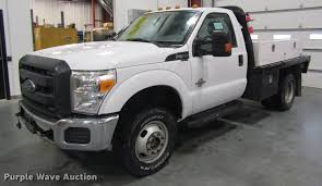 2013 Ford F350 Super Duty Flatbed Pickup Truck   Item DC4358... 2017 Ford F350 Xlt Super Cab 4x2 Minute Man Xd Tow Truck 2006 Dump Practically Perfect Photo Image Gallery Test Drive Duty Lariat Crew The Daily 2008 Used Xl Ext 4x4 Knapheide Utility Body Parts 4x4 60l V8 Diesel Engine Subway Ford Salem Road House 1988 Overview Cargurus 2014 Pickup Truck Item Dc435 Virginia Beach Atlantic 2009 With Snow Plow Salt Spreader F 2015 First Review Car And