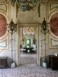 Villa Valmarana Entryway To Dining Room